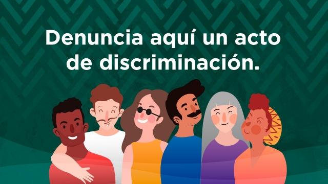 ¿Comó presentar una denuncia por discriminación?